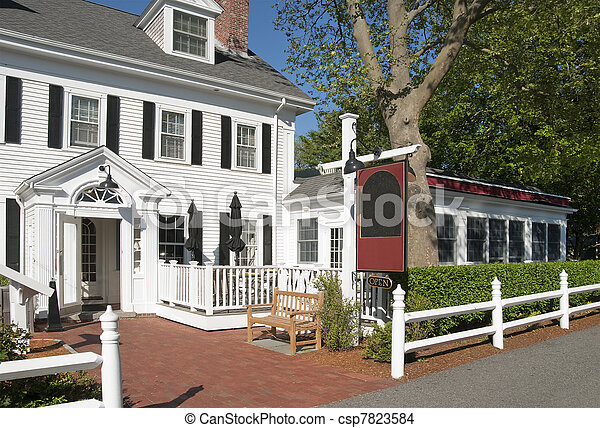Bed and breakfast country inn - csp7823584