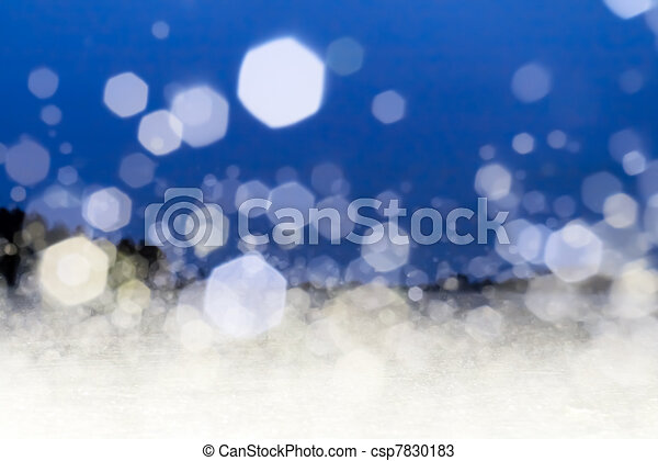 Abstract celebratory background - csp7830183