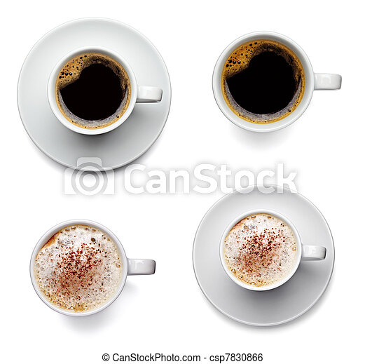 coffee cup drink - csp7830866