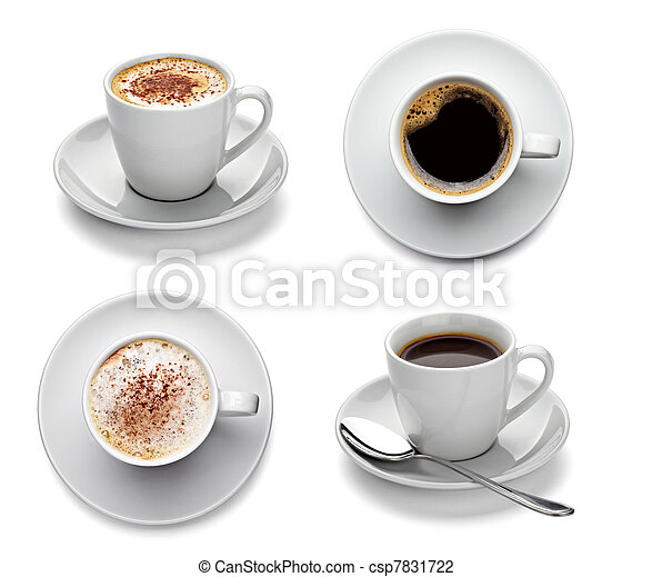 coffee cup drink - csp7831722