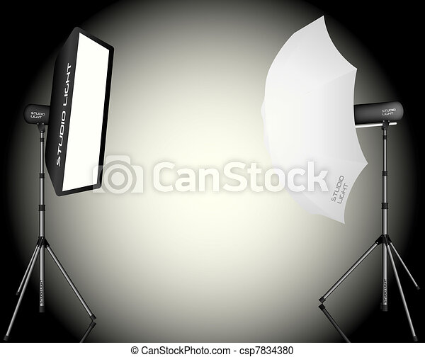 Photographic LIghting - csp7834380
