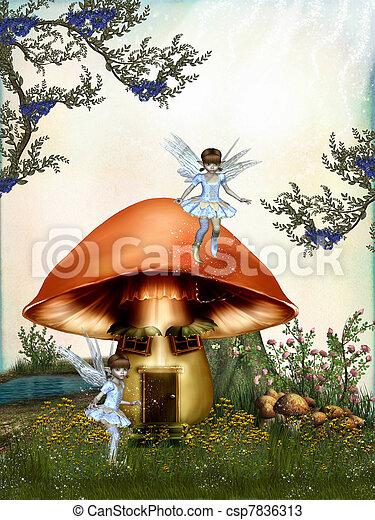 fairytale - csp7836313