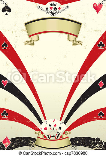 Used poker competition - csp7836980