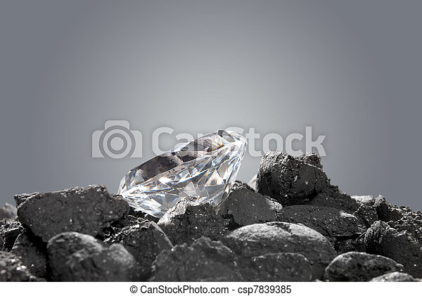 Diamond in the rough - csp7839385