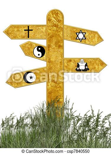 religion - csp7840550
