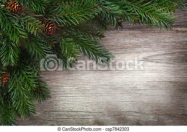 Christmas decorations - csp7842303