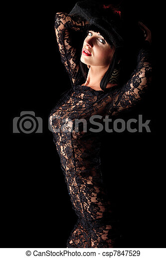 glamour - csp7847529