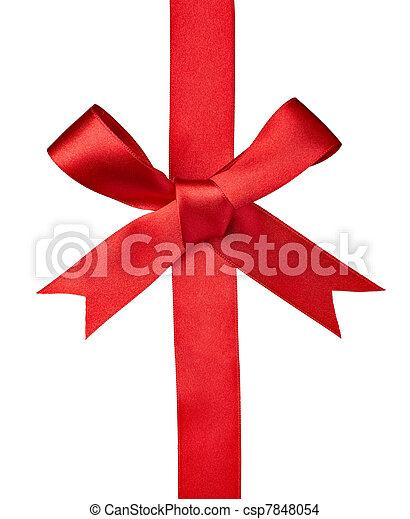 photo soie ruban noeud cadeau no l anniversaire vacances image images photo libre de. Black Bedroom Furniture Sets. Home Design Ideas