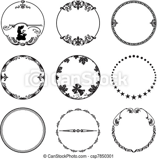 139119075966828147 also Royalty Free Stock Image Tribal Aztec Geometric Pattern Print Circle Vector Folk Round Black White Isolated White Image38950006 together with Search likewise Geometric Mandala Drawing Sacred Circle 9725262 additionally Borders And Frames. on floral circle pattern