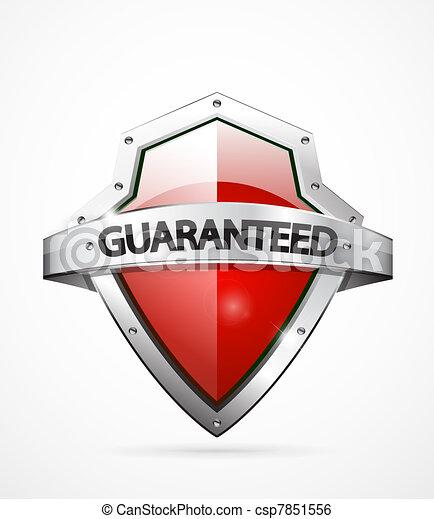 Vector guarantee shield - csp7851556