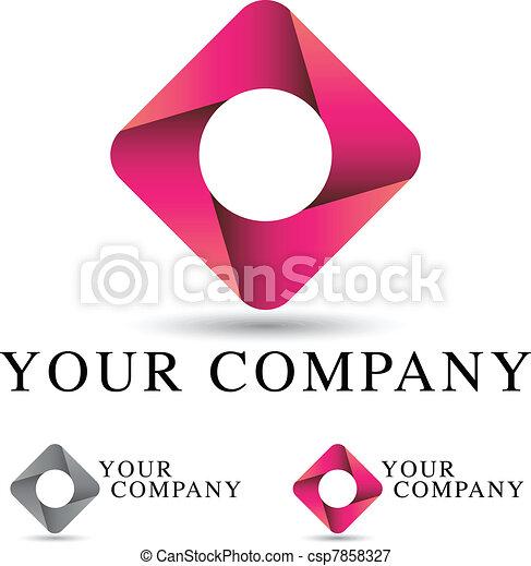 Corporate Logo Design - csp7858327