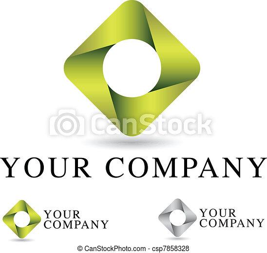 vektor von korporativ logo design sch ne und modern korporativ csp7858328 suchen. Black Bedroom Furniture Sets. Home Design Ideas