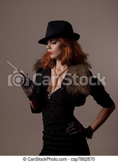 Coiffure Femme Gangster | crushfrandagisele site