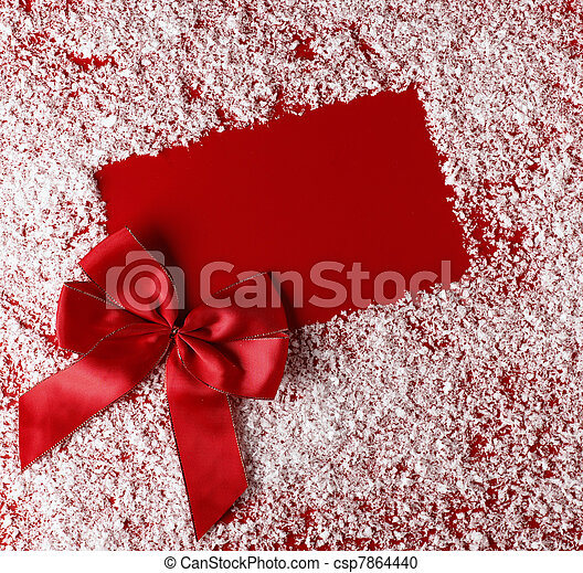 Red And White Snowflake Christmas Background Christmas Red Background With