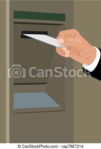 ATM - csp7867214