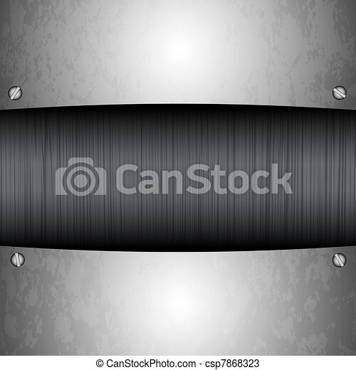 vector steel plate for your design. Best choice - csp7868323