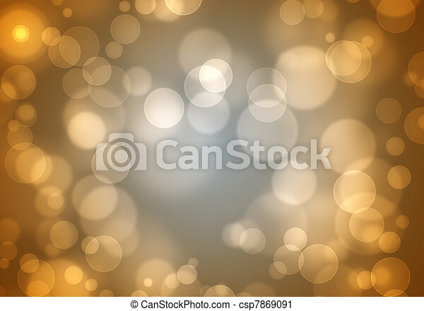 natural bokeh background - csp7869091