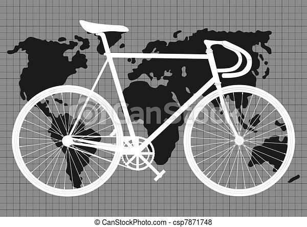 The 25  best Bicycle painting ideas on Pinterest