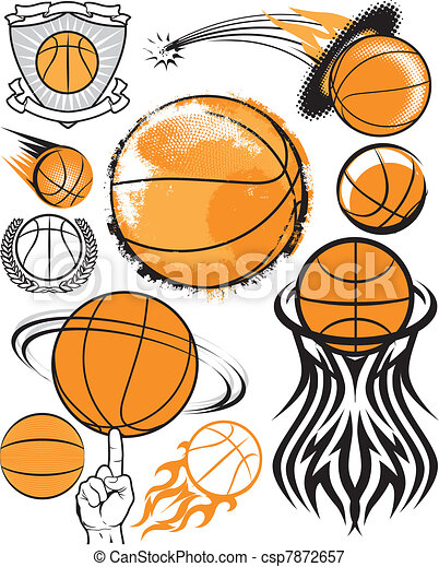 Basketball Stock Illustration Images. 26,372 Basketball ...