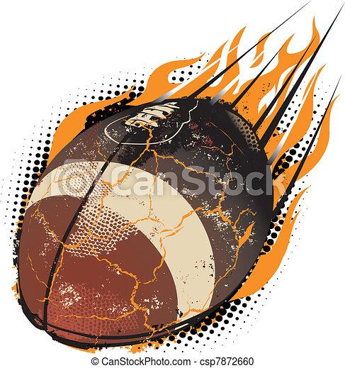Football Meteor - csp7872660