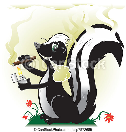 Can A Dog Die From A Skunk Spray