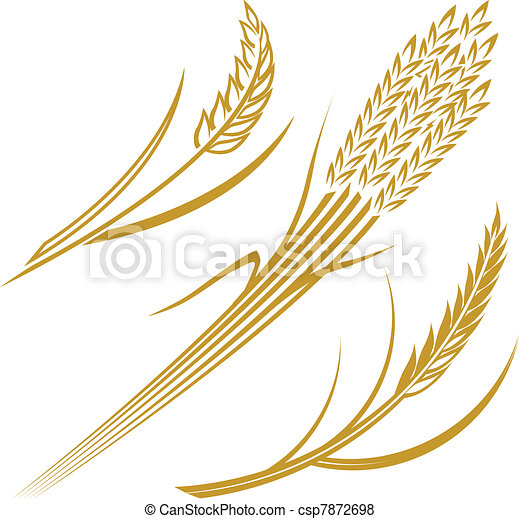 Clip Art Wheat Clip Art wheat clipart and stock illustrations 26057 vector eps elements abstract icon symbol clip art