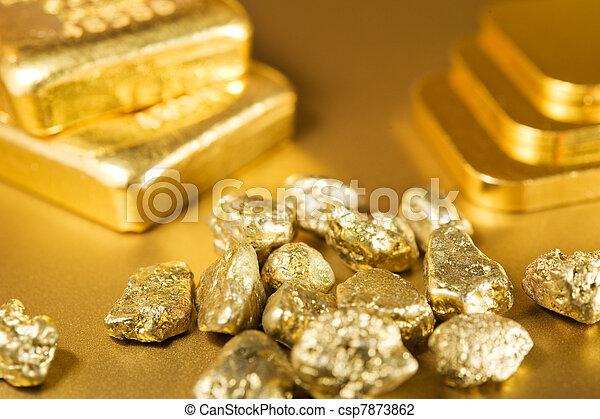 fine gold - csp7873862