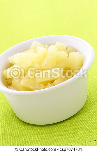 pineapple tidbits - csp7874784