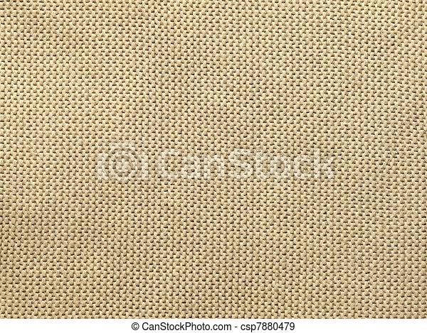Knit semiwool fabric texture pattern. - csp7880479