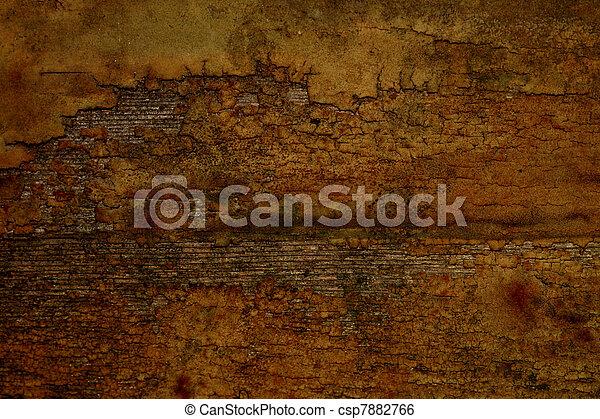 grungy texture - csp7882766