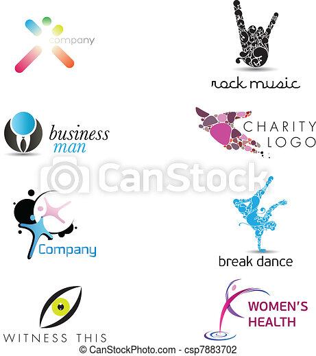 Human Concept Icons - csp7883702