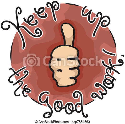 Thumbs Up - csp7884563
