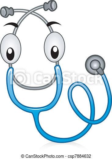 Stethoscope - csp7884632