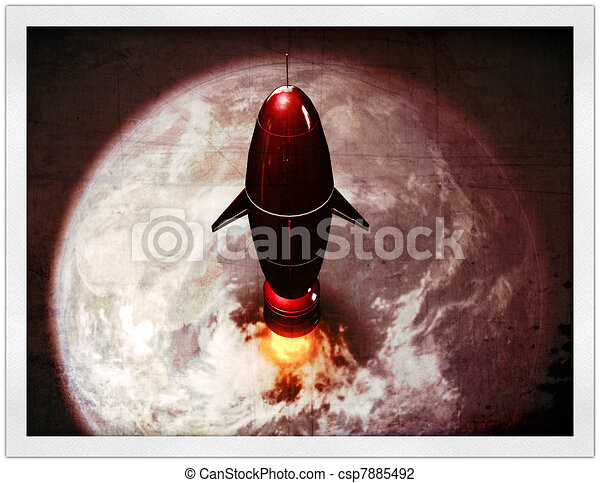 rocket - csp7885492