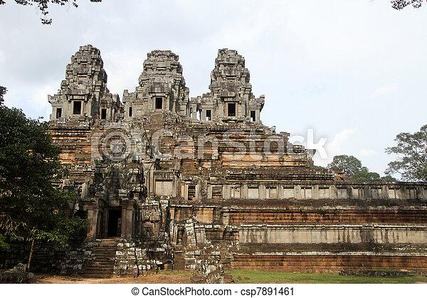 Phnom Bakheng - csp7891461