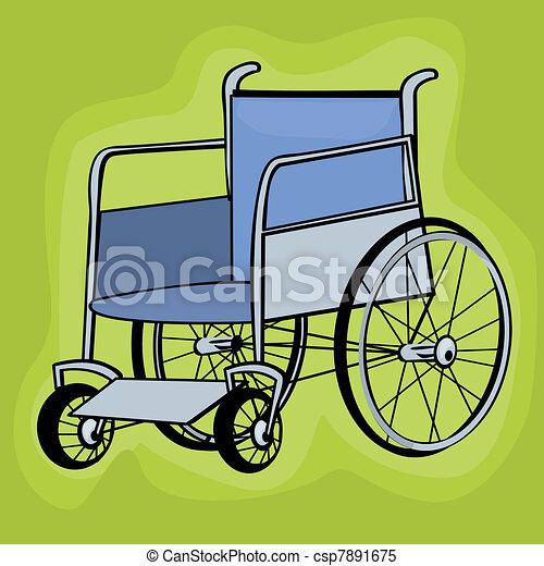 illustrations de fauteuil roulant art agrafe a agrafe