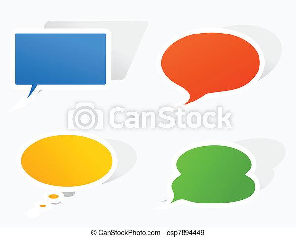 Conversation cloud - csp7894449