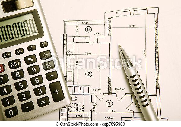 house scheme - csp7895300