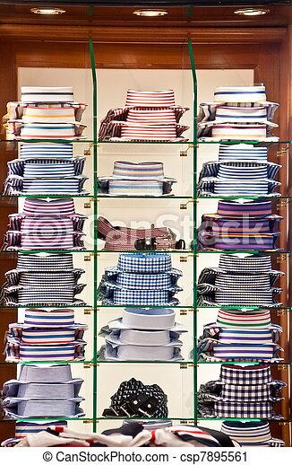 Shopping shirt store - csp7895561