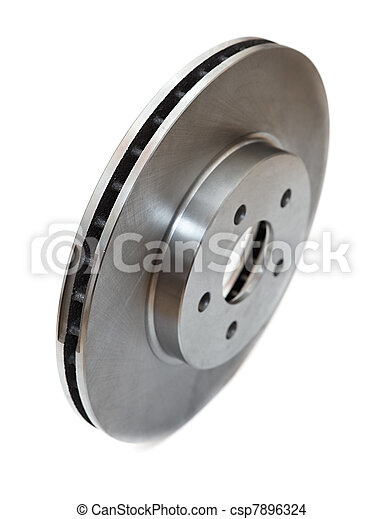 New brake disc - csp7896324
