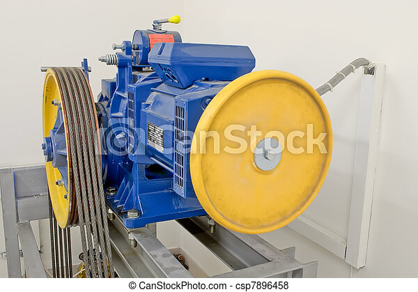 Elevator motor - csp7896458
