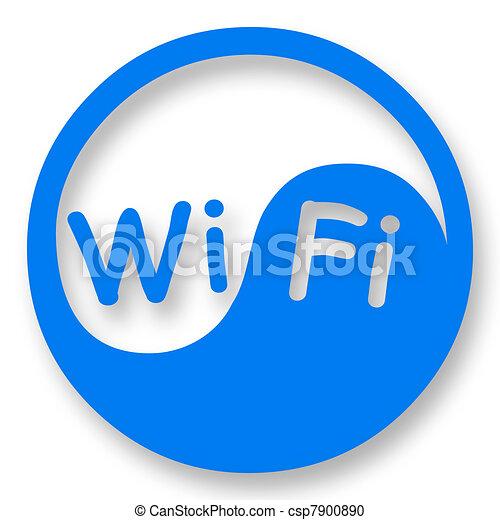 Wi-Fi icon - csp7900890