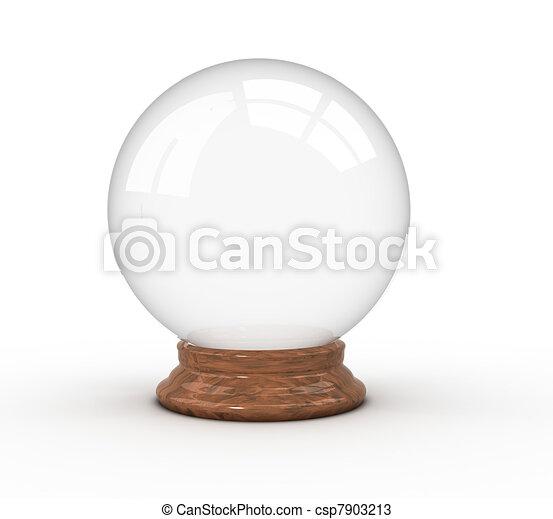 Crystal ball - csp7903213