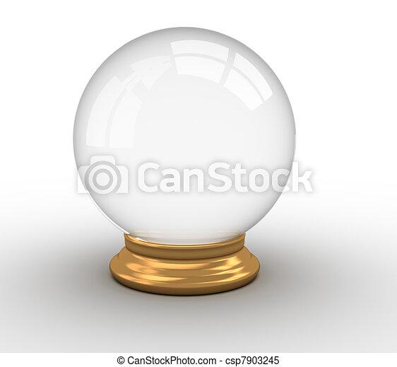 Crystal ball - csp7903245