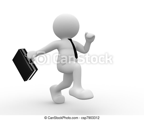 Briefcase - csp7903312