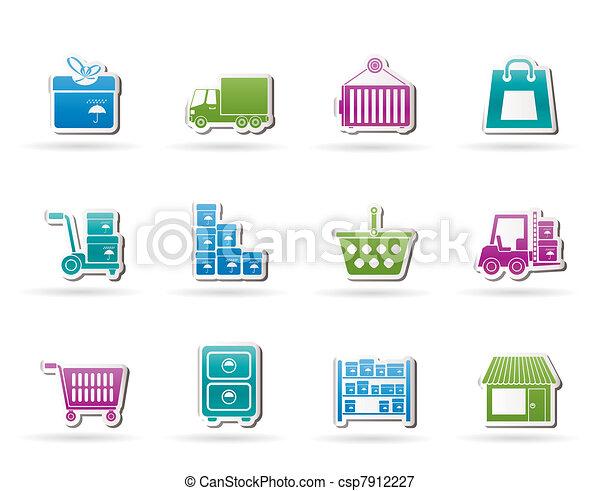 Storage, transportation, cargo - csp7912227