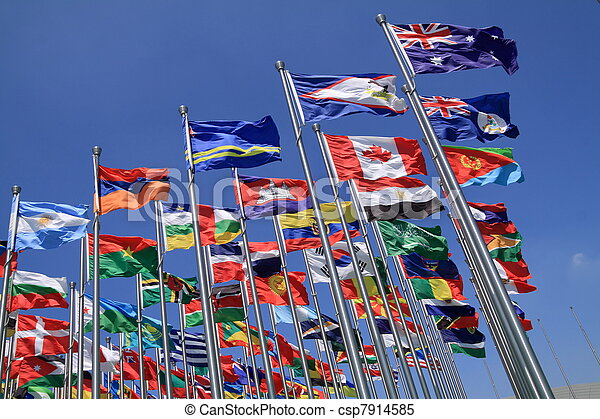 Clipart Flags World
