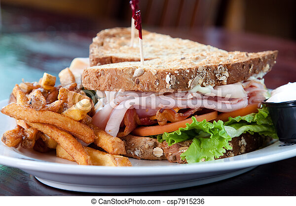 Club Sandwich - csp7915236