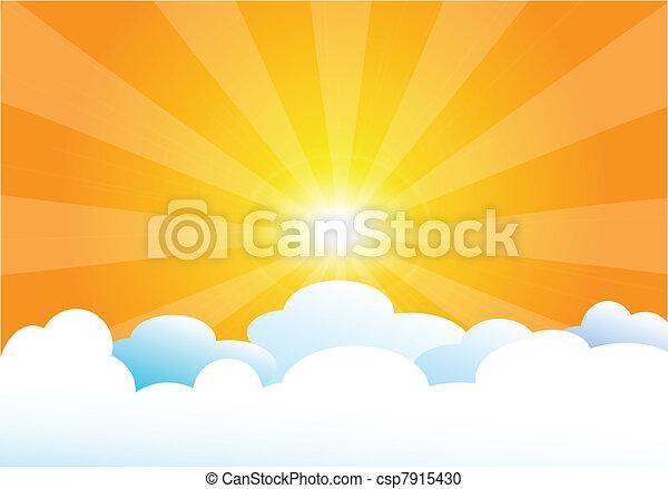 in heaven - csp7915430