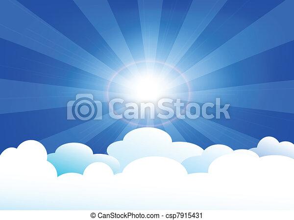 in heaven - csp7915431